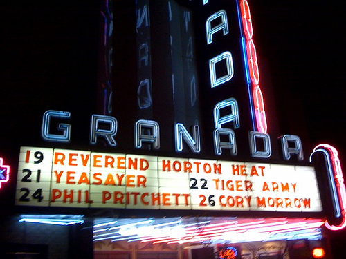 Reverend Horton Heat Tickets Show
