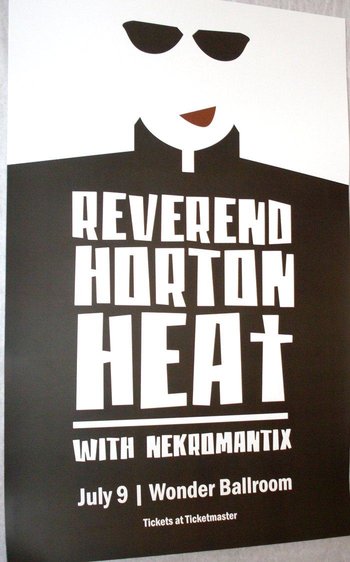 Tickets Show Reverend Horton Heat