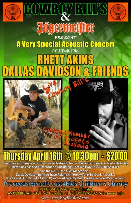Tickets Rhett Atkins