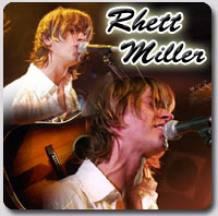 Rhett Miller Milwaukee