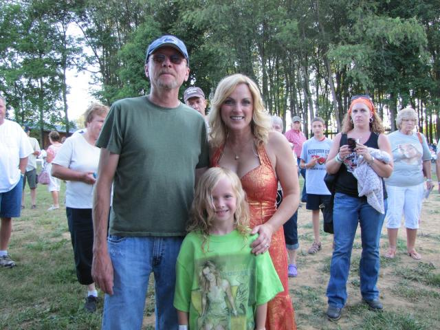 Dates Rhonda Vincent 2011