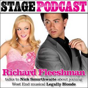 Show Tickets Richard Fleeshman