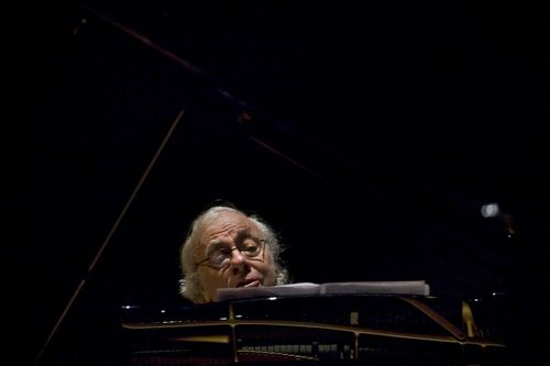 Richard Goode 2011 Dates