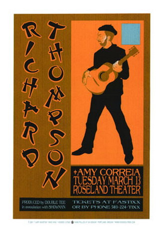 Richard Thompson Concert