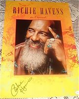 Richie Havens The Ridgefield Playhouse