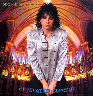 Richie Scarlet Concert