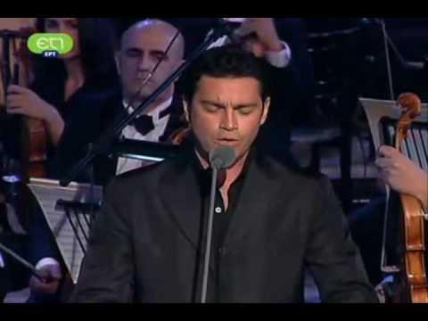 Richmond Symphony Mario Frangoulis Show 2011