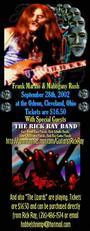 Dates Ricky Ray 2011