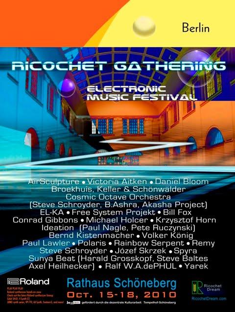 Ricochet Dates 2011