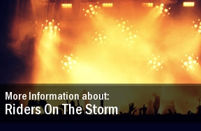 Riders On The Storm Providence Tickets