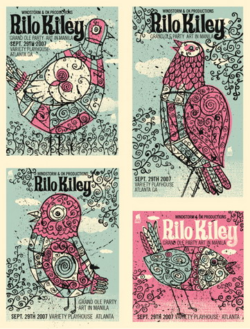 Dates Rilo Kiley 2011