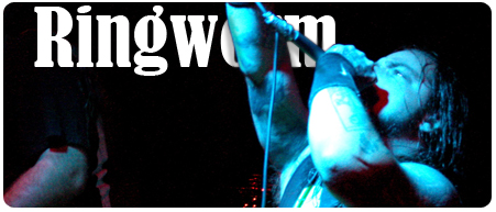 Ringworm Tickets Peabodys Downunder