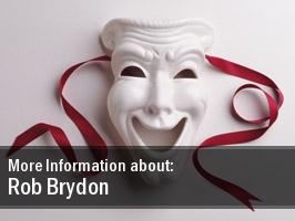 Rob Brydon Futurist Theatre