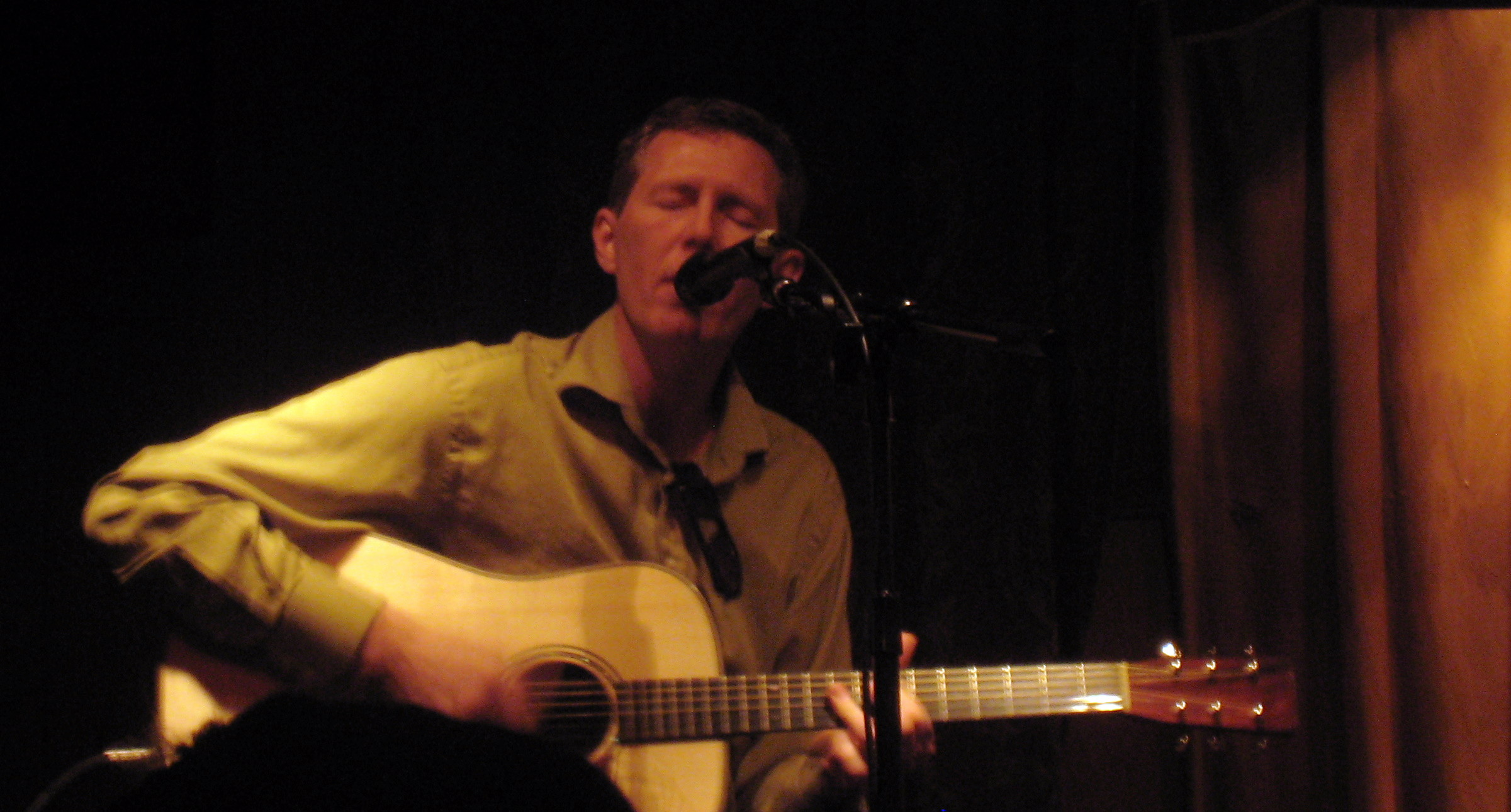 Tour Robbie Fulks 2011 Dates