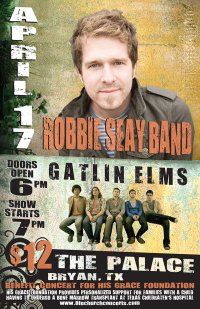 Robbie Seay Concert