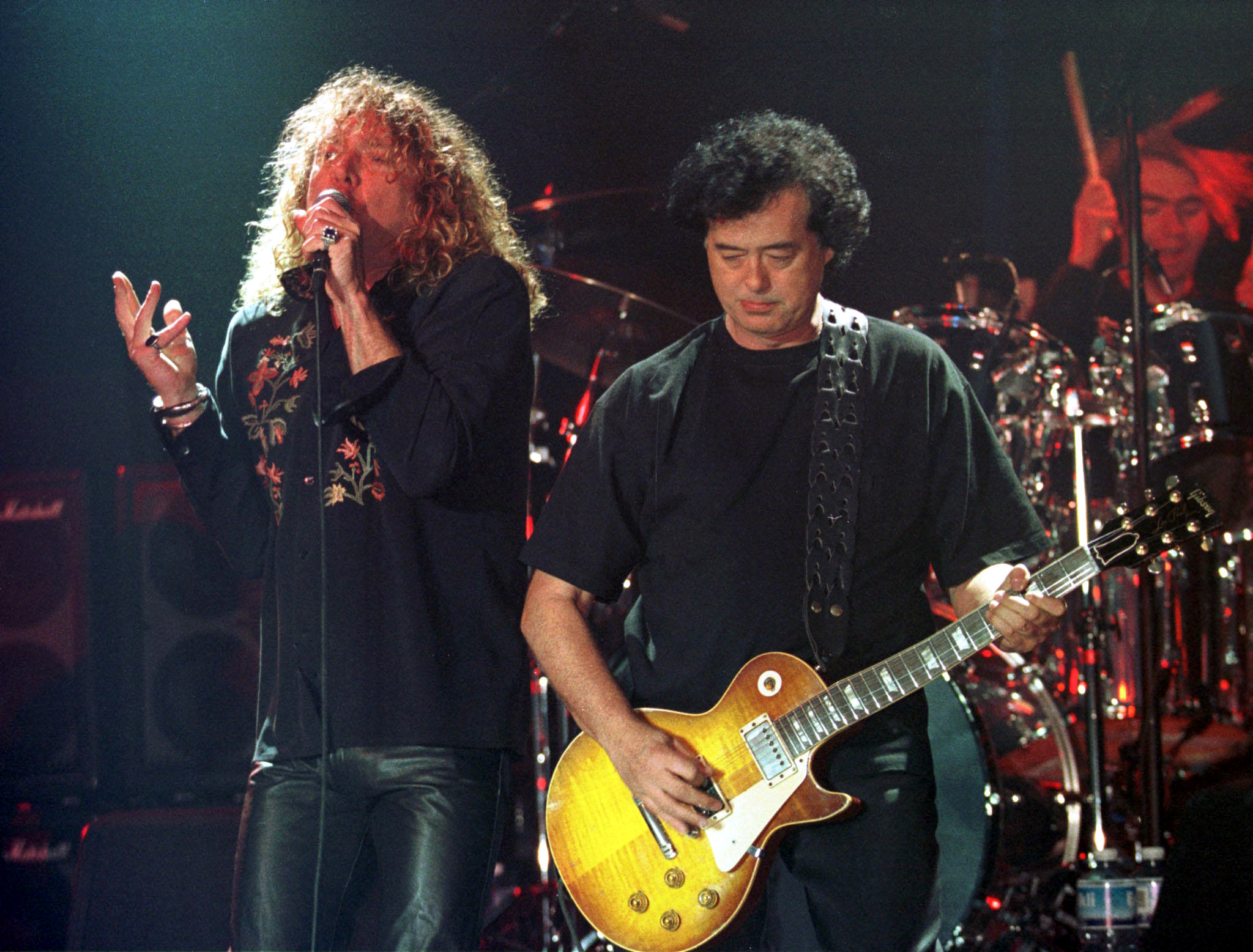 2011 Robert Plant Show