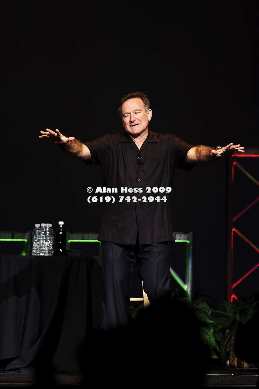 Tour Dates Robin Williams 2011