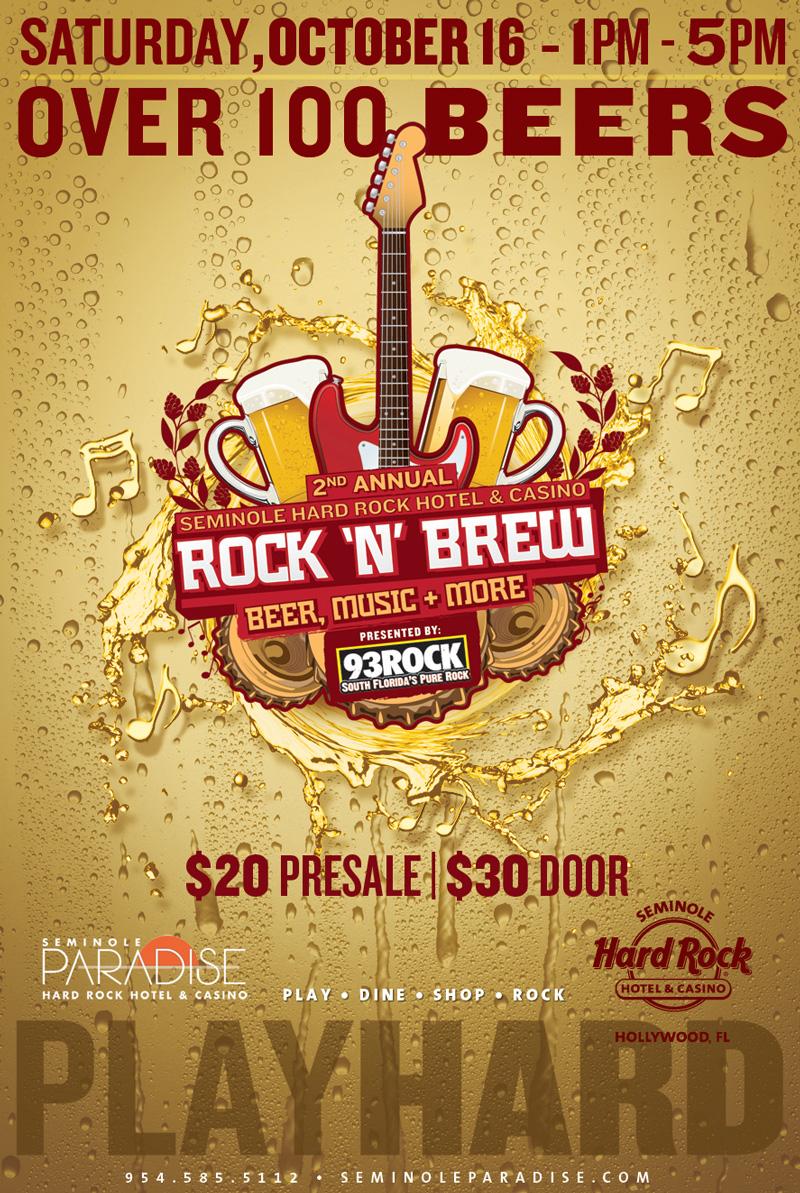 Rock N Brew Concert