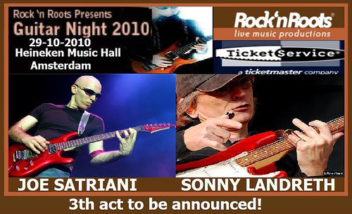 Rock N Roots Guitarnight 2009 2011