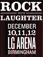 Rock With Laughter Wembley Arena A Barclaycard Unwind Venue Tickets