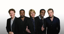 2011 Rockapella Holiday Show Tour Dates