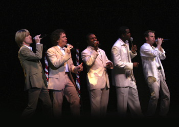 Show Tickets Rockapella Holiday Show
