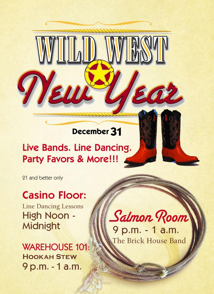 2011 Show Rockin New Years Eve Bash