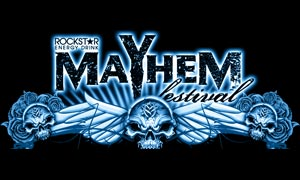 Dates 2011 Rockstar Energy Mayhem Festival Tour
