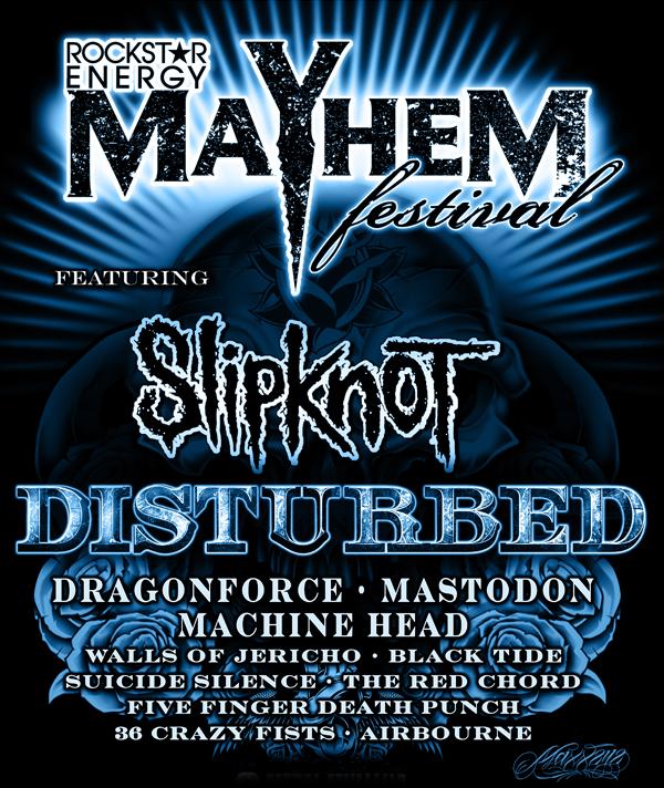 Rockstar Mayhem Festival 2014