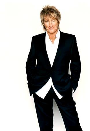 Dates Rod Stewart 2011