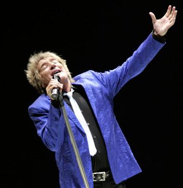 Rod Stewart 2011