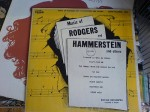 Dates Rodgers Hammerstein At The Movies 2011