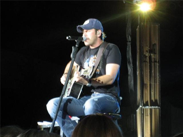 Rodney Atkins Chukchansi Gold Resort And Casino