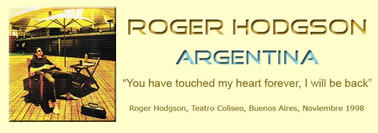 Roger Hodgson 2011