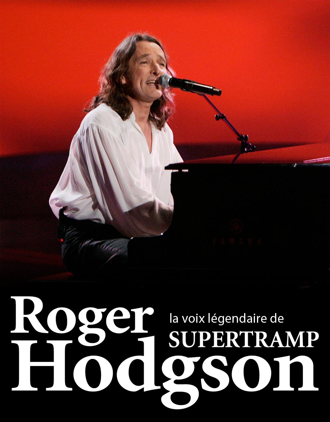 Roger Hodgson Concert