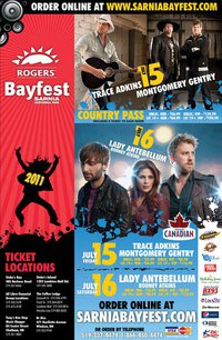 Tickets Rogers Bayfest