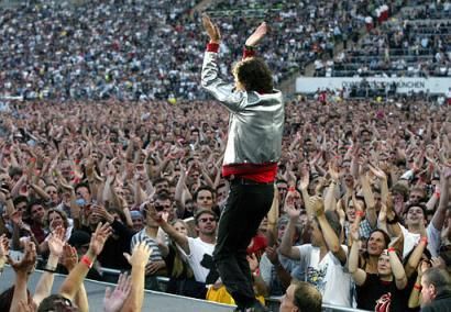 Concert Rolling The Stones