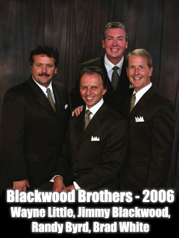 Ron Blackwood And The Blackwood Quartet Show Tickets