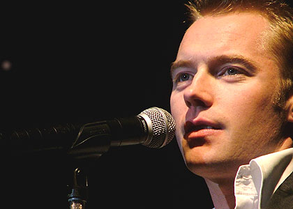 Dates 2011 Ronan Keating
