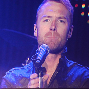 Ronan Keating Liverpool Empire Theatre