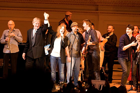 2011 Roots Of American Music Benefit Concert Show