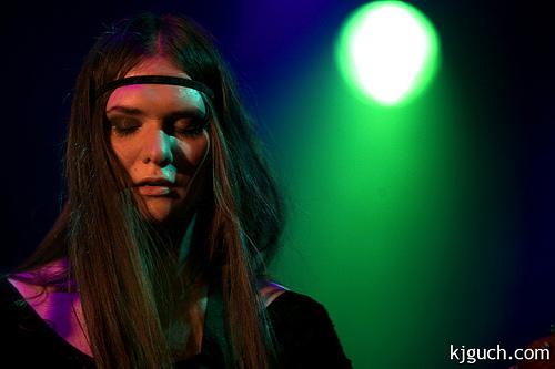 Concert Rose Kemp