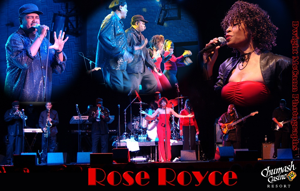 Rose Royce 2011