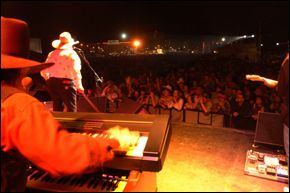 Roy Rogers Concert