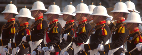 2011 Show Royal Marines Band