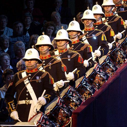 Royal Marines Band Leas Cliff Hall Tickets
