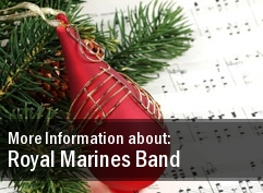Royal Marines Band Leas Cliff Hall