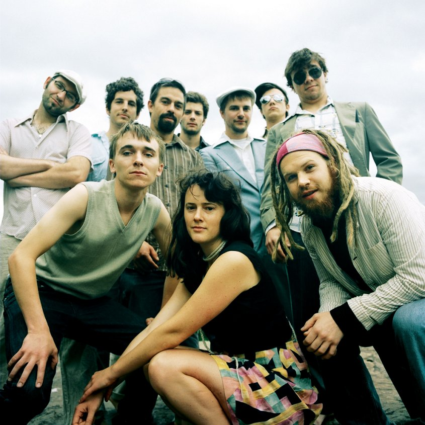 Rubblebucket Orchestra Tickets Brighton Music Hall Ma