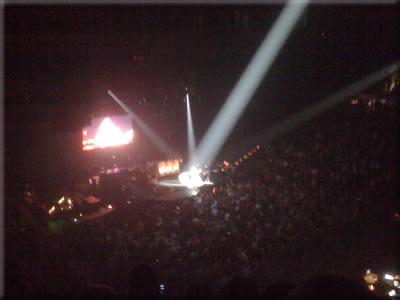 Rush Show 2011