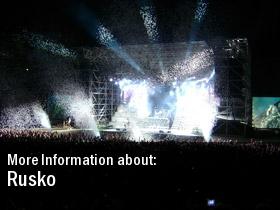 Tour 2011 Rusko Dates